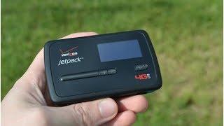 Обзор 3G роутера Novatel MiFi 4620L / 4620LE