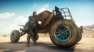 Mad Max - How to clear a minefield