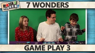 7 Wonders - Game Play 3
