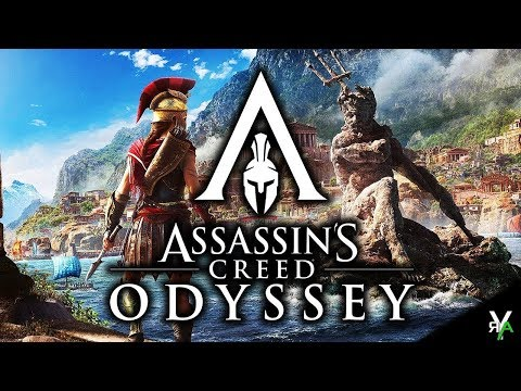 Progressing The Story A Little Bit- Xbox Assassin's Creed Odyssey