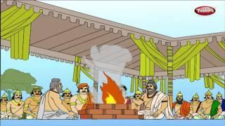 Mahabharat Episode 10 in Hindi | Mahabharat in Hindi | Mahabharat Animated