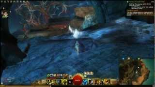 GW2 Vista - Cursed Shore (Lv80) - Cathedral of Silence (Reverse Mode)