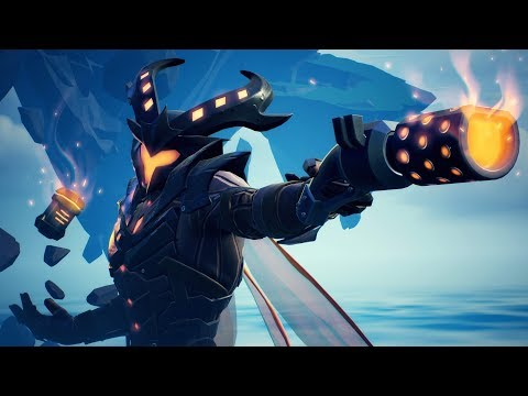 A Sweet New Game From Epic Games!! DAUNTLESS