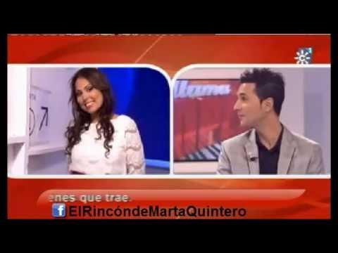 MARTA QUINTERO SORPRENDE A ÁLVARO REY 10-3-2012