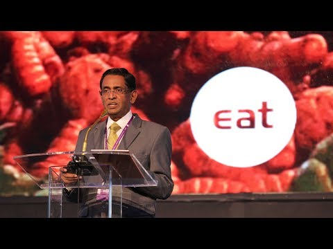 Interplay between nutrition, business & policy | Dr Sathasivam, Health Minister Malaysia #EATapac