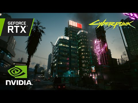 Cyberpunk 2077   Behind The Scenes w/ CD PROJEKT RED – Featuring NEW RTX GAMEPLAY