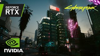 Cyberpunk 2077 | Behind The Scenes w/ CD PROJEKT RED - Featuring NEW RTX GAMEPLAY