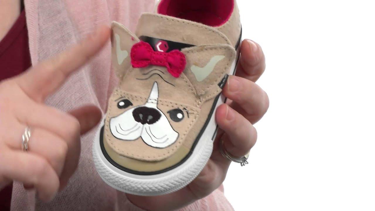 Converse Kids Chuck Taylor® All Star® Creatures Ox (Infant Toddler) SKU  8458779 dbdcd4020