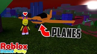 New RDP Map's! with New Planes! (Roblox)