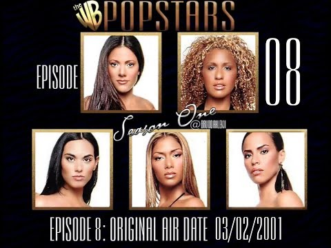 Popstars - Eden's Crush (Recording the Album 08)