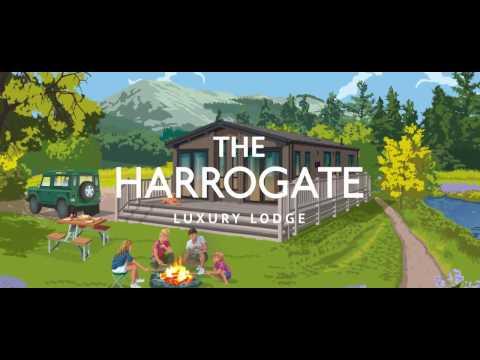 The Harrogate Luxury Lodge