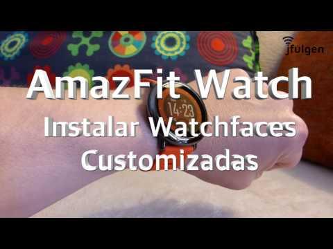 Amazfit Pace Amp Stratos Galeria Watchfaces Doovi