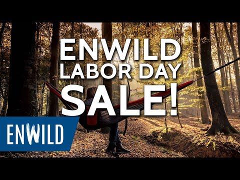 Enwild's Labor Day Sale