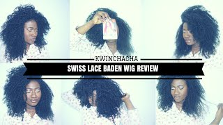 SWISS LACE BADEN l WIG REVIEW l