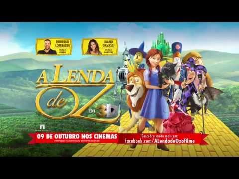 A Lenda de Oz - 09 de outubro nos cinemas
