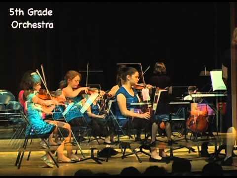 Hobomock Elementary School Spring Concert, June 10, 2013