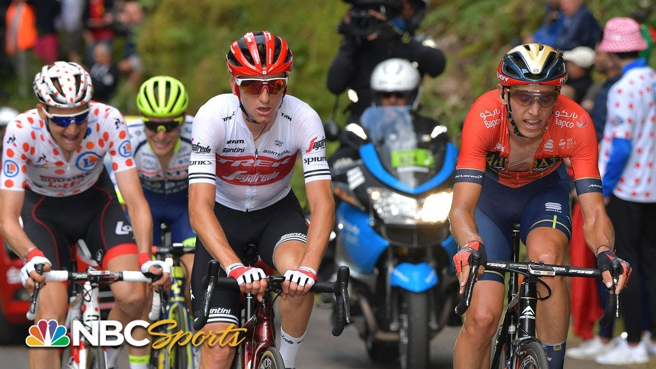 Tour de France 2019: Stage 6 finish | NBC Sports