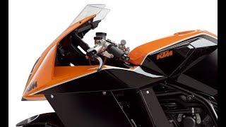 2018 KTM RC8 1190 Facelift - KTM RC16 and RC8 Brother