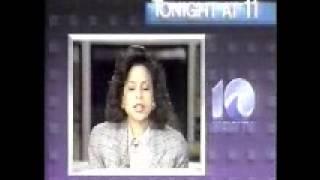 October 22, 1991 WAVY News 10 Tease (Alveta Ewell)