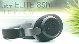 Jabra Elite 85h Active Noise Cancelling Headphones: The Sony and Bose Killers?