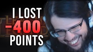 Imaqtpie - I DROPPED 400LP IN CHALLENGER LMAO