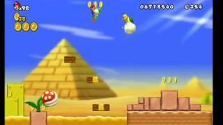 New Super Mario Bros Wii World