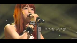 Rolling In The Deep Live - Tiffany SNSD