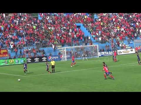 Municipal 0-2 Xelajú MC - Jornada 18 - Clausura 2019