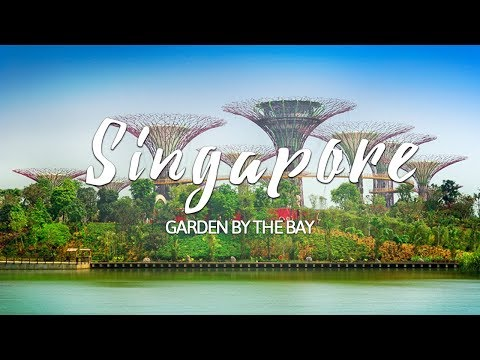 Singapore 新加坡 Travel Video (2016) 4k | Sentosa | Garden by the Bay [HD]