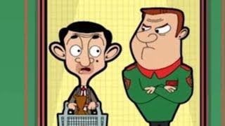 Watching Bean   Funny Episodes   Mr Bean Official