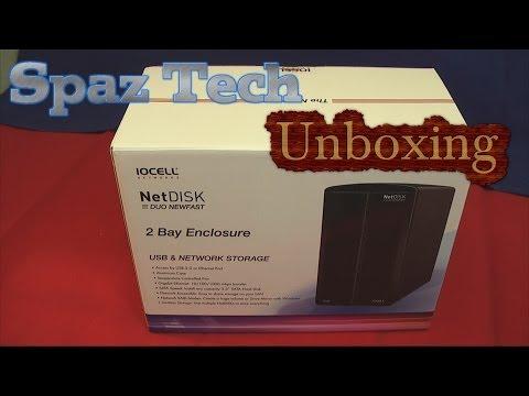 NETDISK DUO NewFAST 2 Bay 3.5