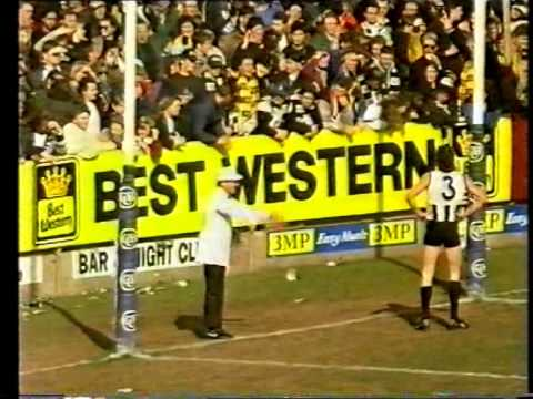 Scott Turner's goal from the Wing at Victoria Park! 1991