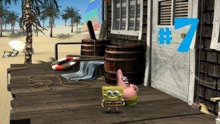 SpongeBob Movie Game (PC) - Chapter 7: Shell City