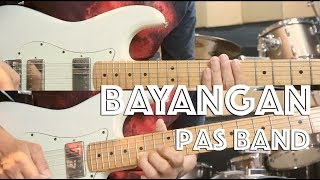 PAS BAND Bayangan Cover Tutorial Melodi Petikan Full