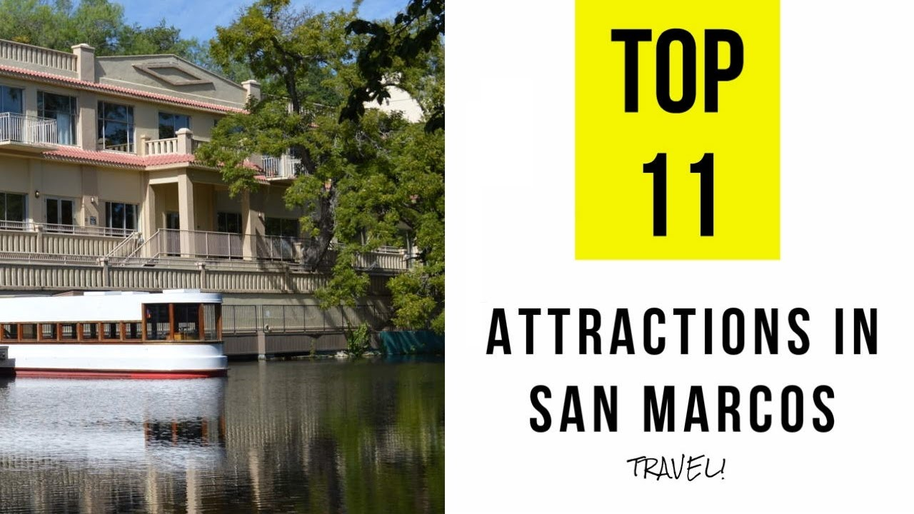 Top 11. Best Tourist Attractions in San Marcos - Texas