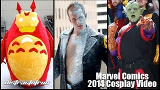 Marvel Comics 2014 Cosplay Video