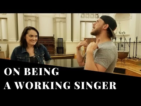 Q&A with Broadway's CHRISTINE DWYER and MATT DeANGELIS: Life on Broadway and Self-Care for Singers