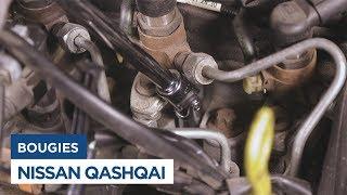 Changer les bougies de préchauffage sur Nissan Qashqai