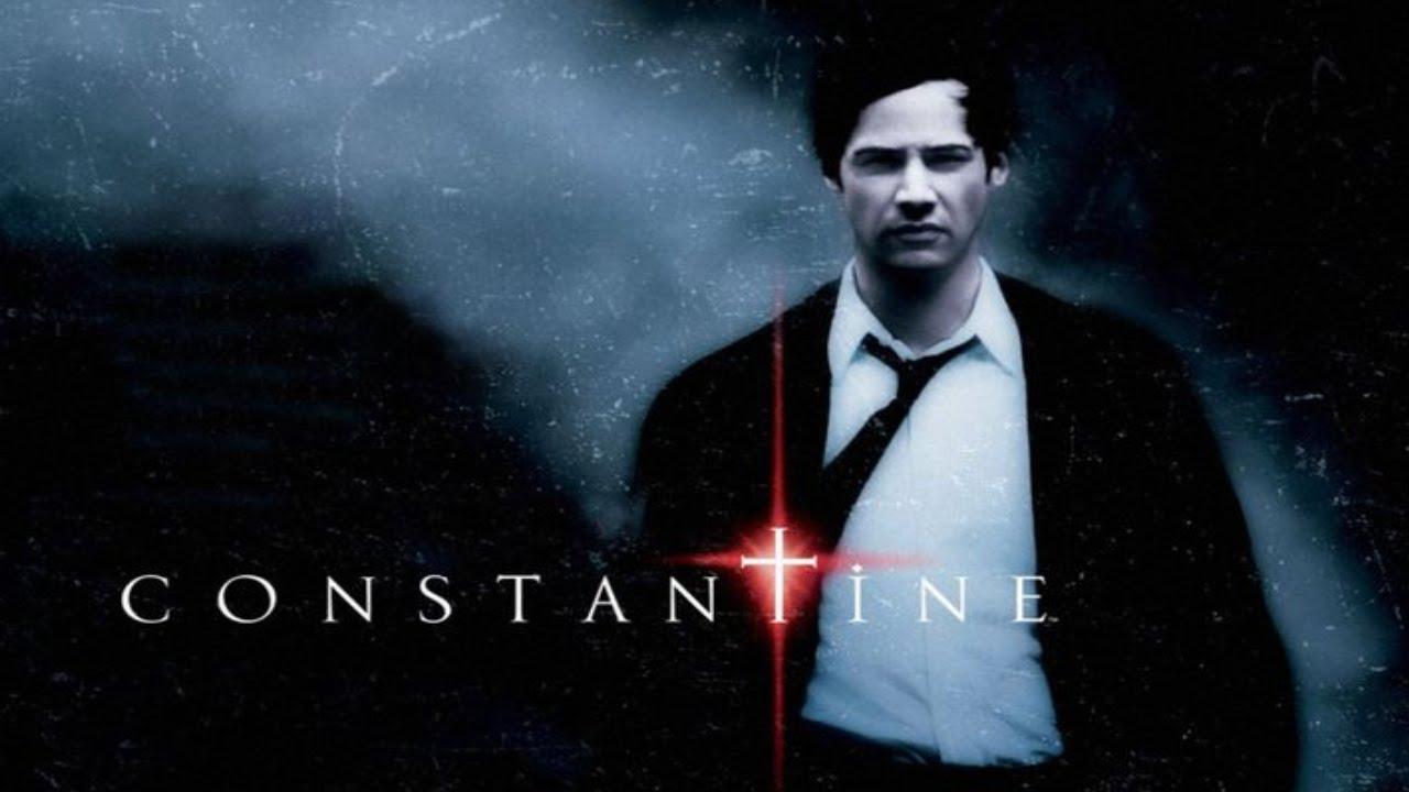 Constantine (2005) ESPAÑOL Pelicula Completa - Todas las Escenas del juego l Constantine The Game