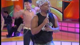 Canta Brasil - Rebolation & Ana Júlia (RTP)