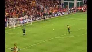 G.Saray-Arsenal 2000 UEFA CUP (penaltılar)