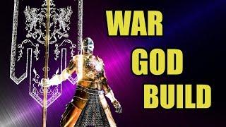 The War God (Adam Barker Build) | Dark Souls Invasion Stream