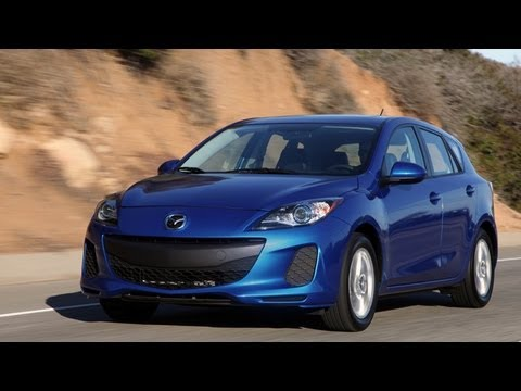 Captivating 2012 Mazda 3 Review