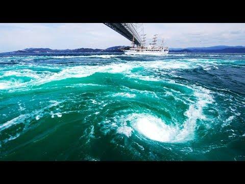 10 Most Powerful Whirlpools in the World