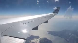 PANAMA to AMSTERDAM ( KLM MD-11 )