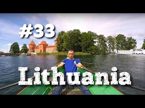 Episode 33. Lithuania. Vilnius And Trakai
