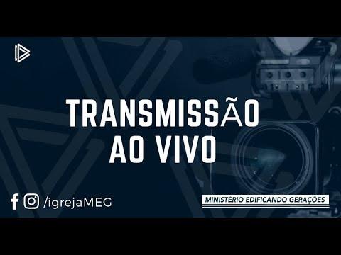 TRANSMISSÃO AO VIVO  PR CLEBER PEREIRA