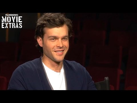 Rules Don't Apply | On-set visit with Alden Ehrenreich 'Frank Forbes' #1
