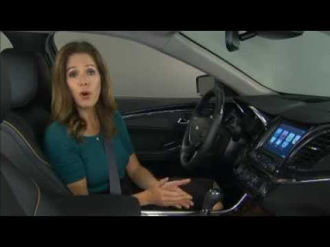 New 2014 Chevy Impala MyLink TouchScreen HD Radio Features overview coming to Mike Savoie Chevrolet