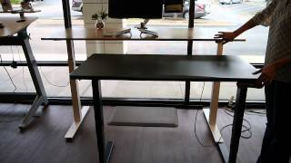 Ultra Fast Uprise Desk Vs.one Of The Most Popular Desks In The Market...